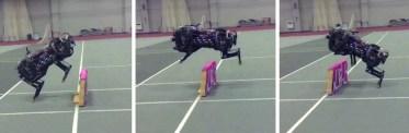 Här hoppar MIT:s robotgepard autonomt över hinder