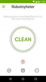 Roomba_980_App_dammbehållare