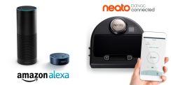 Ny uppdatering gör Neatos robotdammsugare röststyrd