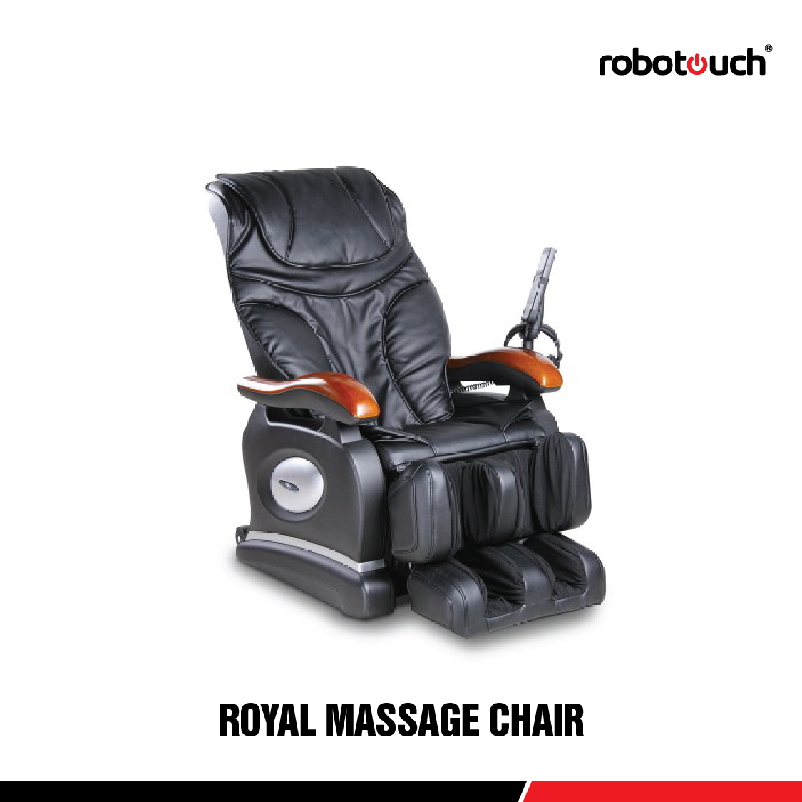 Robotouch Royal Automatic Massage Chair With Music (Home & Office)-0