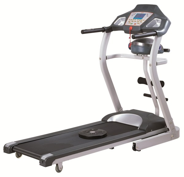 Robotouch RBT-09 4 In 1 Hydraulic Power Incline Foldable Motorized Treadmill With Tummy Massager & Twister - 2HP Motor-0