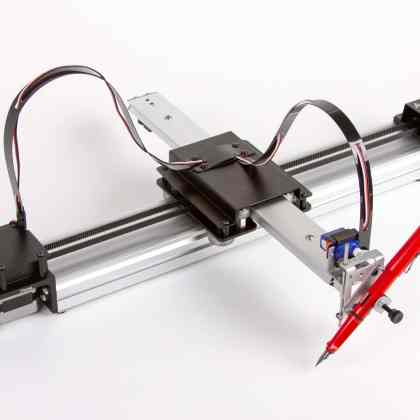 Drawgin Robot Kalem ile Çizim Robotu