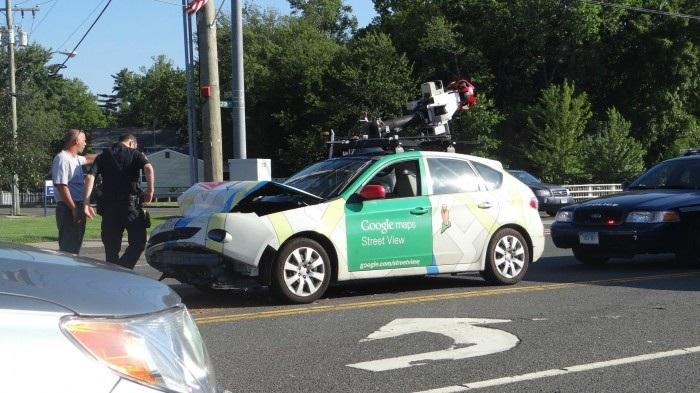 google accident