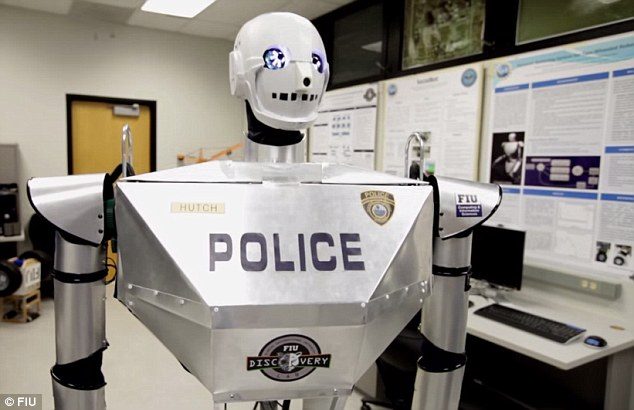 Robots On The Beat