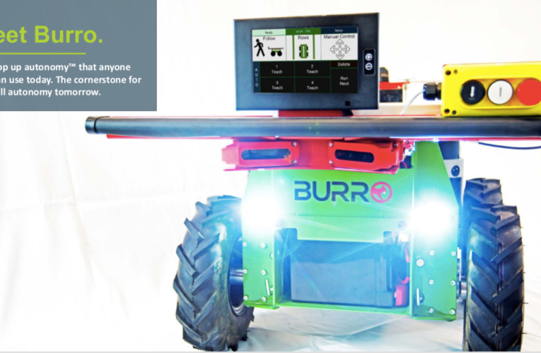 Augean Robotics: Mechanizing Food Production From Farm To Table
