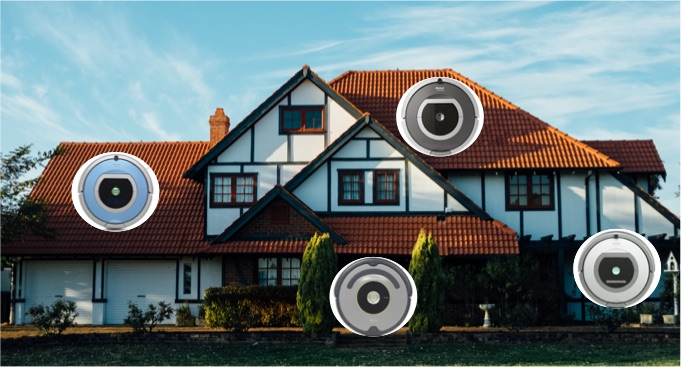 best Roomba for Large Homes