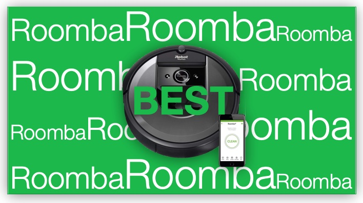 Best Roomba Vacuum Robot