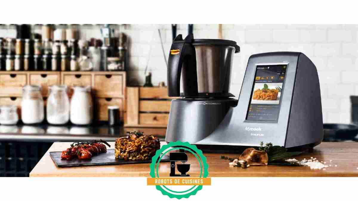 Taurus Mycook est un robot de cuisine multifonctions