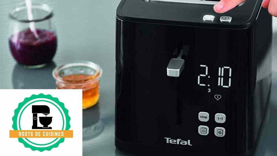 la gamme de grille-pains Tefal conçus pour vous offrir la meilleure expérience