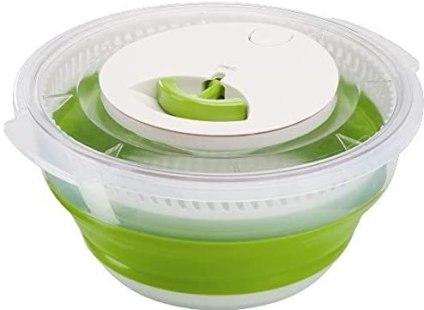 Essoreuse à salade pliable Emsa Basic