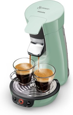 Viva Café HD6563 - Cafetières à dosettes
