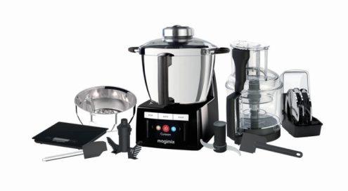 Cook Expert est un robot cuiseur Cook Expert de Magimix