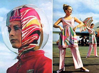 Space Age Helmet