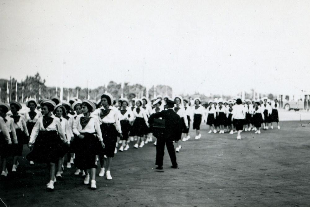 Fascist Girl Scouts