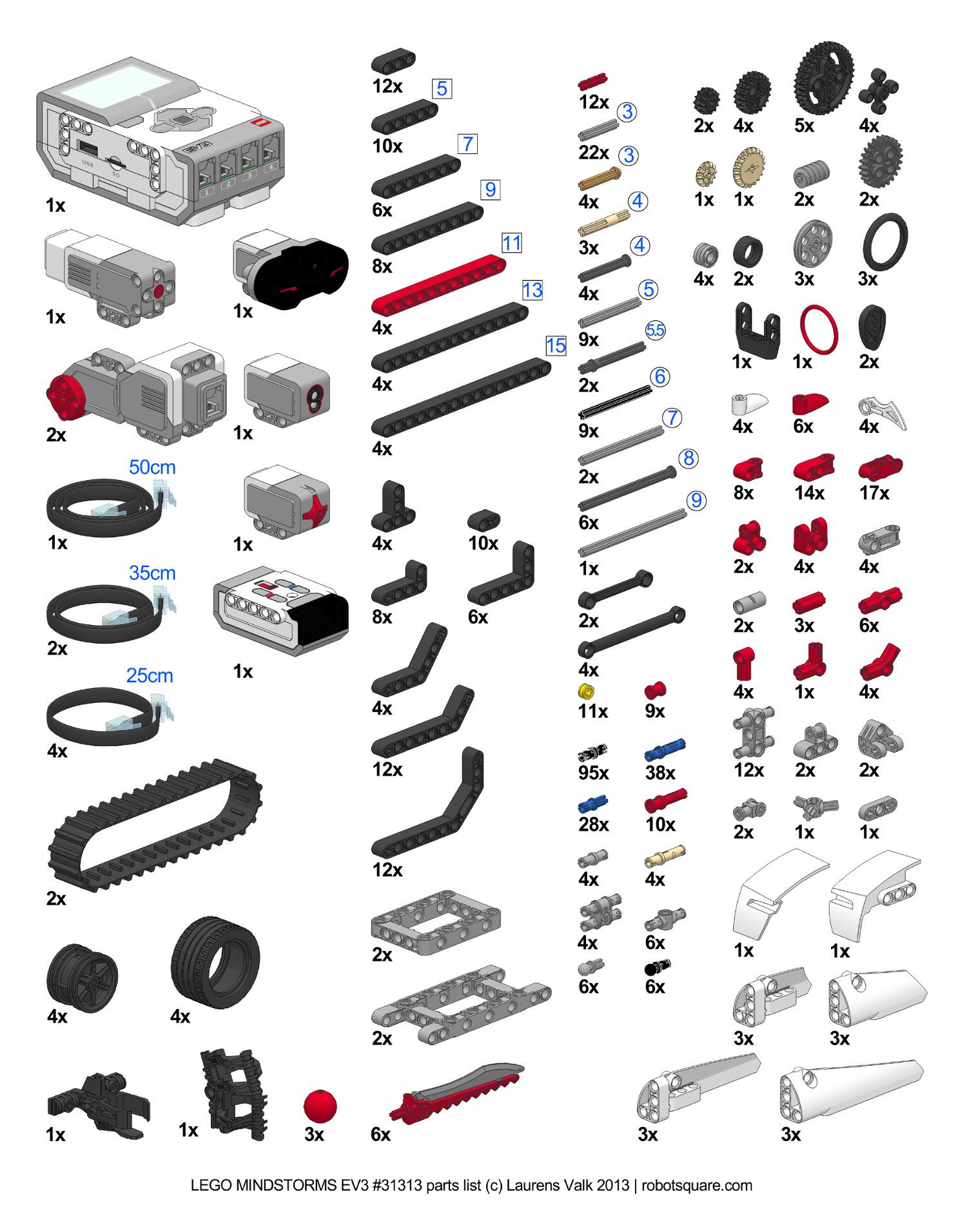 Lego Mindstorms Manual