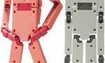 【フレームアームズ・ガール】『充電くん MATERIA WHITE & MATERIA BLACK Ver.』『充電くん ARCHITECT & JINRAI Ver.』が発売開始!