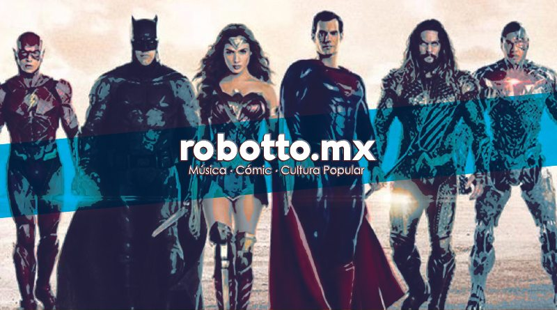 Justice League | Reseña con Spoilers.