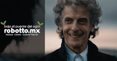El adiós a Peter Capaldi