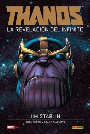 Thanos: La Revelación del Infinito