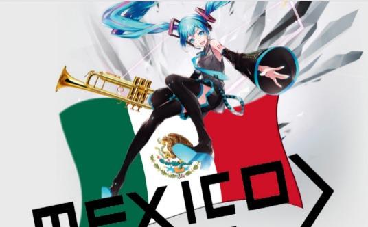 ¡Regresa Hatsune Miku a México!