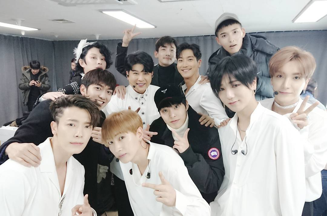 Super Junior cada vez más cerca de México