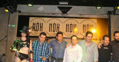 HDX Circus Bar