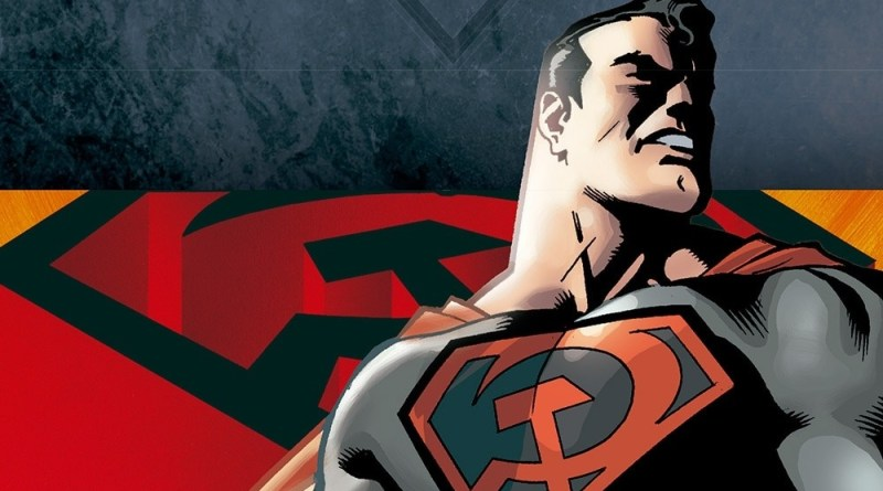 ¿Qué hubiera pasado, si Superman hubiera aterrizado en la URSS?