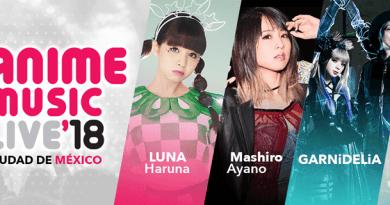 ANIME MUSIC LIVE 2018, lo mejor en música japonesa.