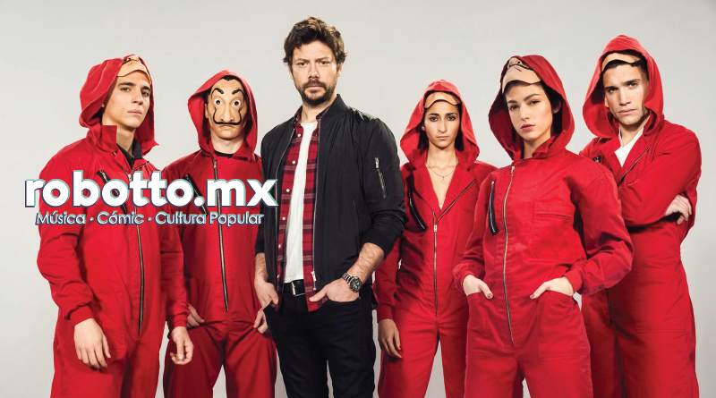 Netflix cierra acuerdo global con Álex Pina.