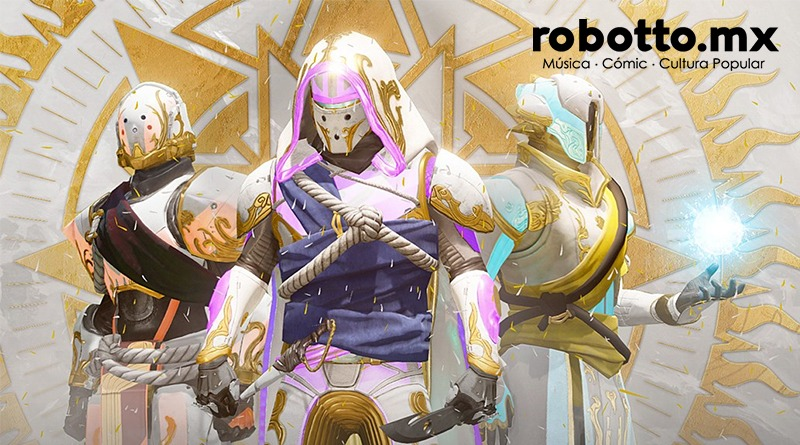 Celebrando a los Guardianes en Destiny 2 con Solsticio de Héroes.