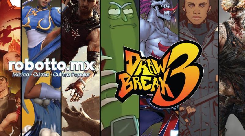 Regresa Draw Break 3 a la Ciudad de México.