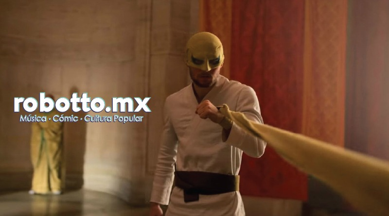 Iron Fist Temporada 2