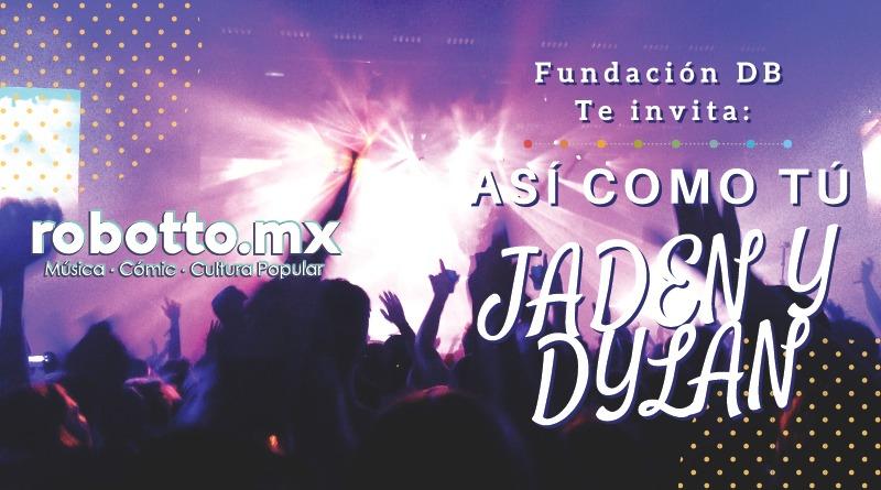Fundación DB te invita a la convivencia con Jaden y Dylan
