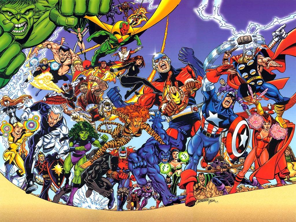 La Casita de los Cómics | Avengers