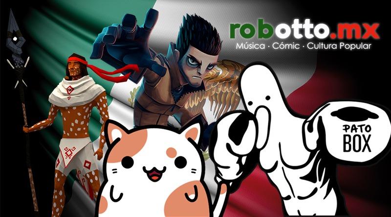 Videojuegos bien Mexicanos que debes conocer.