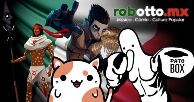 Videojuegos Mexicanos