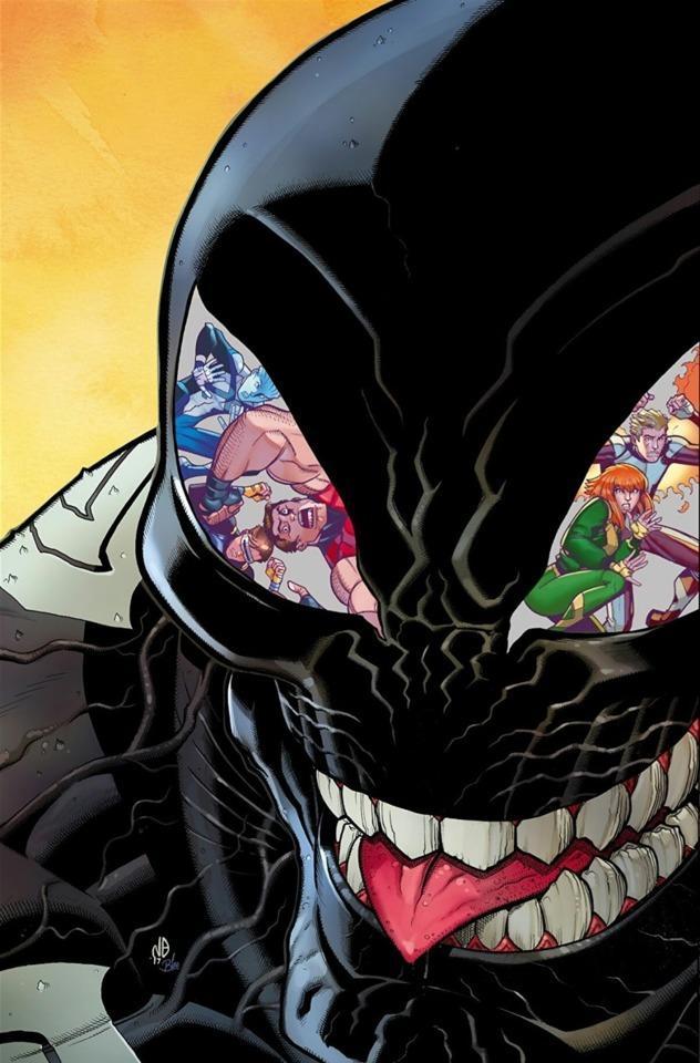 Poison X: Venom Conoce a los X Men