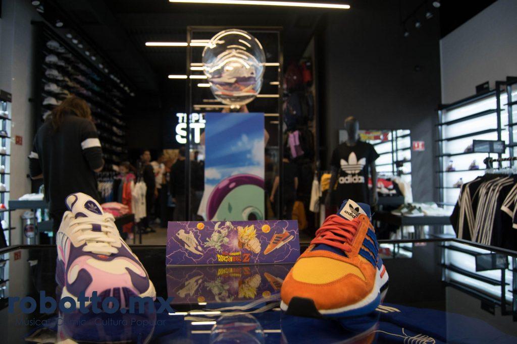 Adidas Originals x Dragonball Z en Tienda Stax