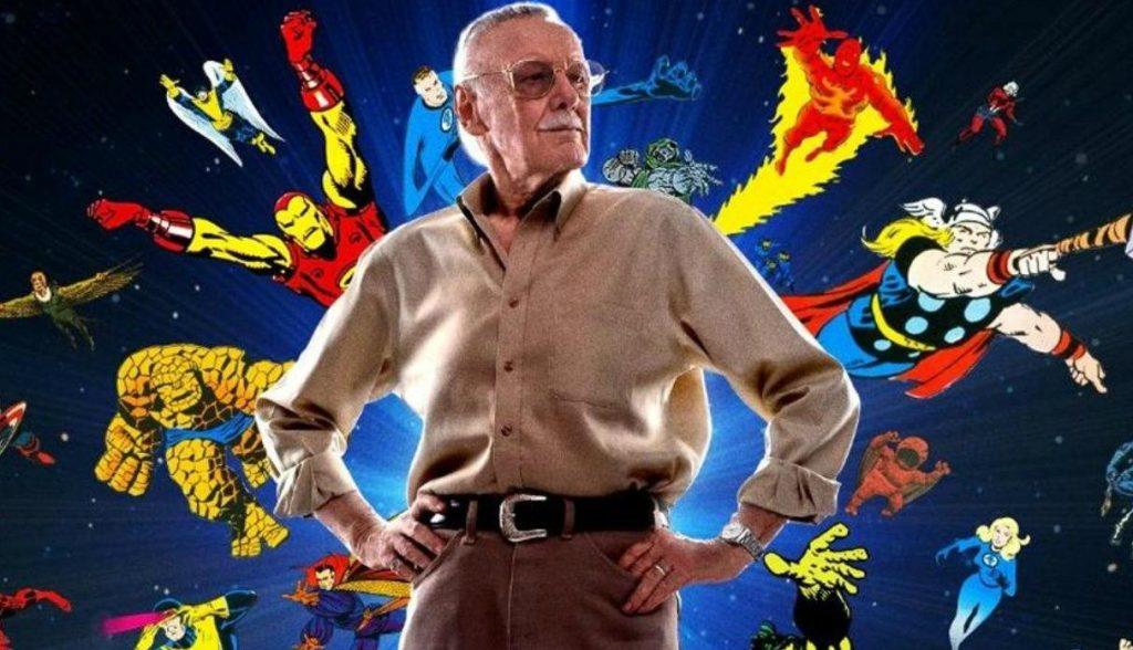Gracias Stan Lee