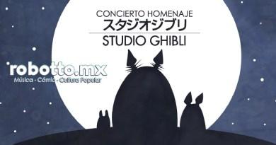 Concierto Studio Ghibli