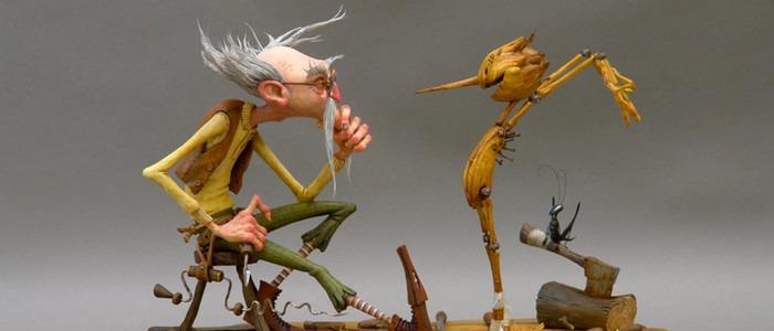 PINOCCHIO (2021) de Guillermo del Toro