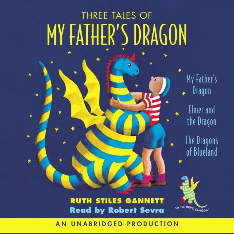 My Father's Dragon de Nora Twomey