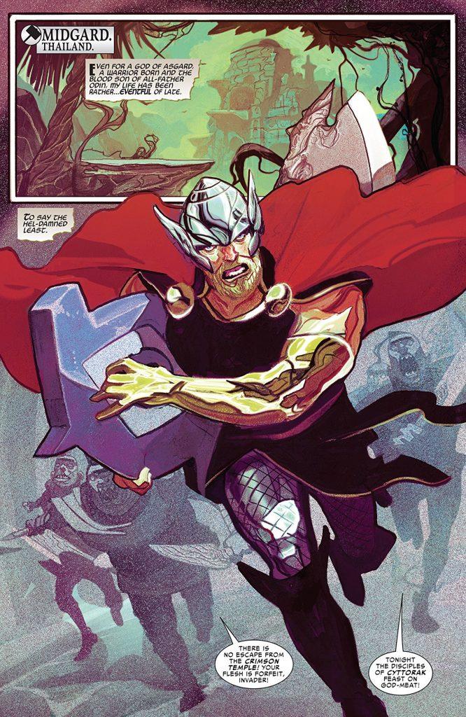 Jerry Reseña Thor (2018)