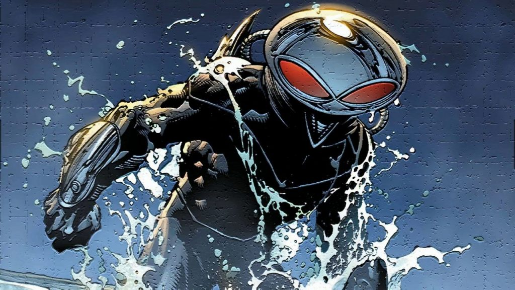 ¡La Casita de los Cómics!.... Black Manta.