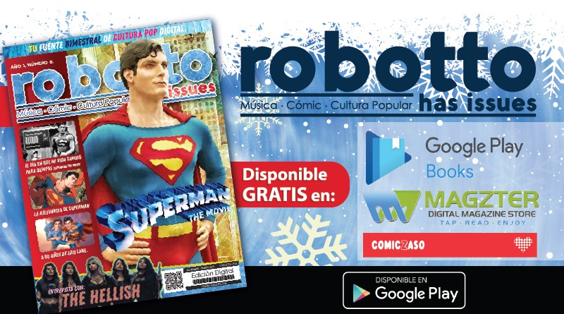 Revista Digital | Robotto Has Issues: Diciembre 2018
