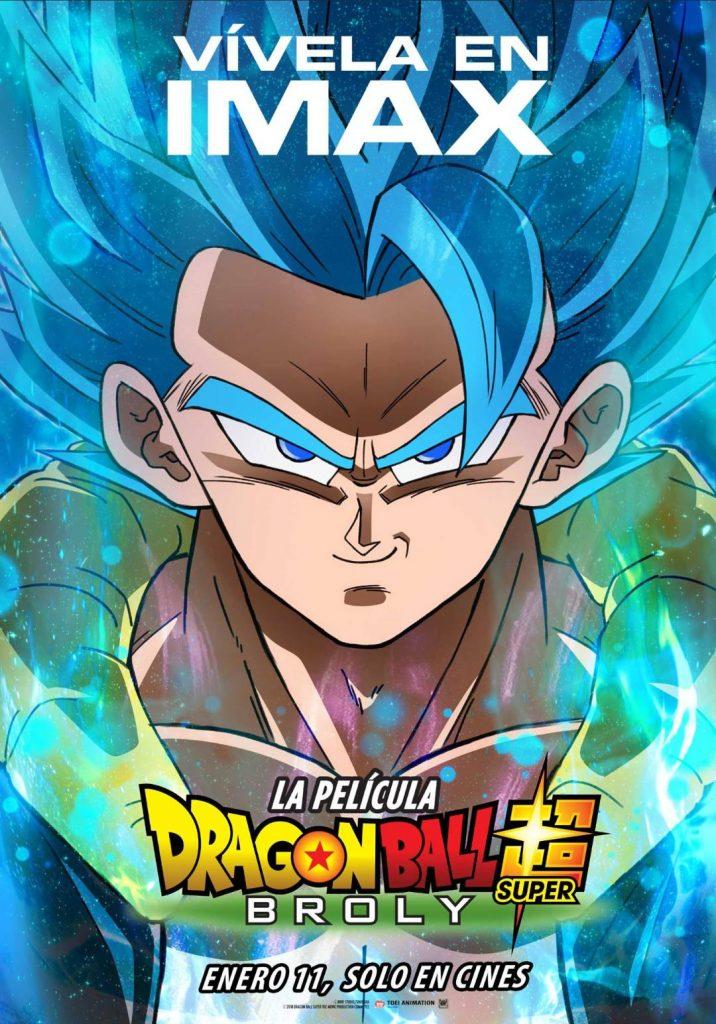 Dragon Ball Super: Broly, La Película