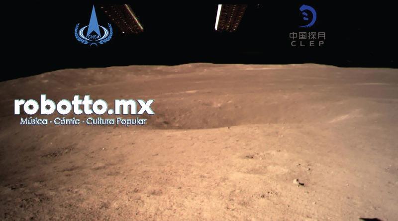 China aterriza en el lado oscuro de la luna