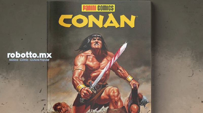 Conan en Panini Cómics México
