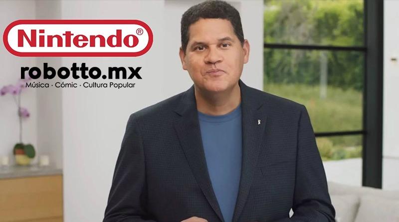 Reggie Fils-Aimé se despide de Nintendo con emotivo mensaje.
