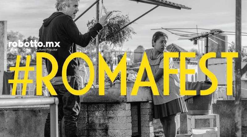 #ROMAFest este domingo en el Monumento a la Revolución